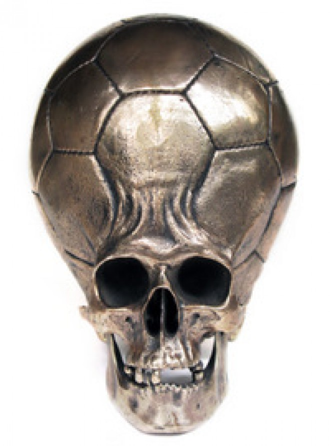 Golden Skull Bronze 2010